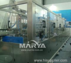Linear Plastic Bottle Blowing Machine