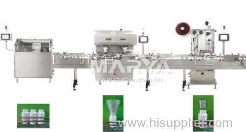 Pharmaceutical Tablet Counting Machinery