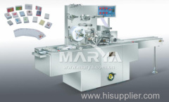 Automatic Transparent membrane three dimensional packaging machine linkage line