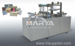 Transparent Membrane Packaging Machine Three Dimensional