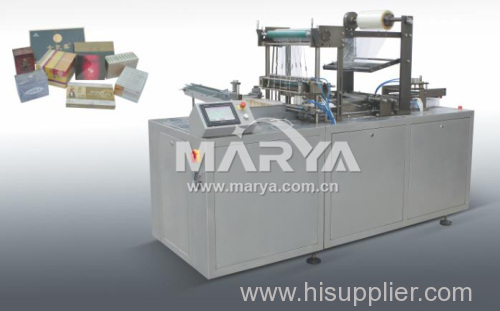 Three Dimensional Transparent Membrane Packaging Machine Linkage line