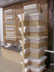 Foam cornice for waist with high quality
