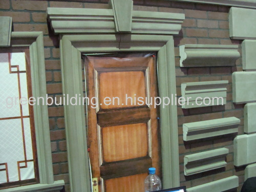 foam cornice for window 50*50mm