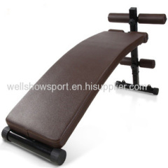 Fitness bench/Supine board/ Sit up bench