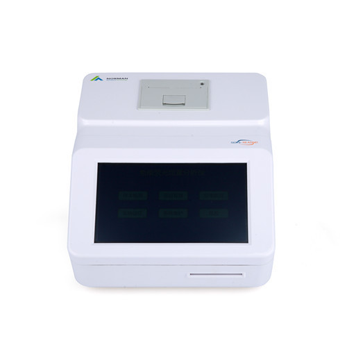 Clinical diagnostic fluorescence immune quantitative analyzer FI-1000
