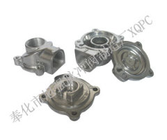 Pulse valve aluminum castings