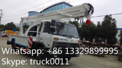 dongfeng 145 18-20m aerial working platform truck for sale