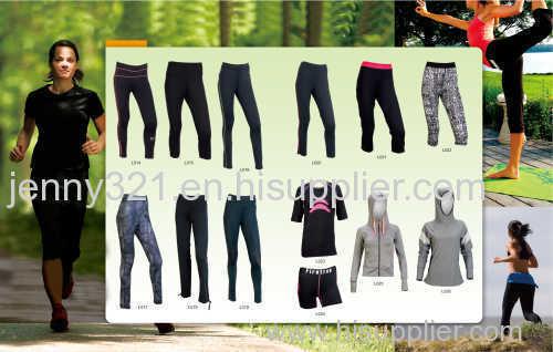 sports wear leggings yogawear