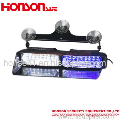 Traffic LED Windshield Dash Light Auto Led Visor Strobe Light