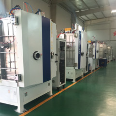 Electron Beam Evaporation System Optical Plating Machine