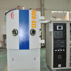 Color Reflective Coating Optical Thin-films Deposition Machine