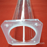 kwartsglas buis voor lpcvd- kwartsbuis