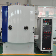 Two E-beam Guns Multilayer Optical Hard Coating Machine