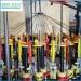 Credit Ocean 48 spindles high speed braided rope making machine