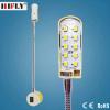 1.2W 10SMD sewing machine led light