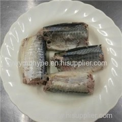Canned Mackerel In Brine Water