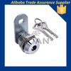 the low price security key cam lock for box lock