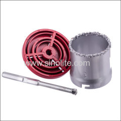 Tungsten Carbide Grit Hole Saw