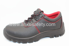 AX16005B Leather working shoes safety shoes