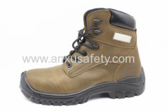 AX08001 Nubuck safety boots working shoes