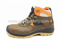 AX08002 Nubuck safety shoes safety boots