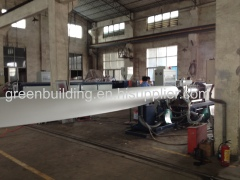 Polystyrene foam sheet extrusion line