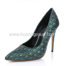Fashion women high heel party shoes