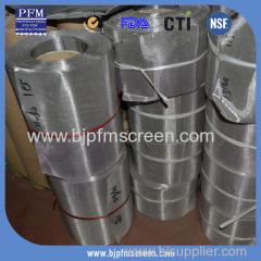 Filo di acciaio cintura automatica filtro in maglia di acciaio