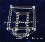 Quartz Boat for Diffusion Wafer Processing