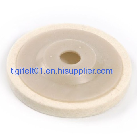 Competitive price felt wheels for polishing stainless steel