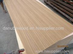 BURMESE TEAK VENEERED PLYWOOD HARDWOOD CORE.
