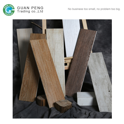 Indian Non Slip Porcelain Ceramic Wood Floor Tiles Philippines Price