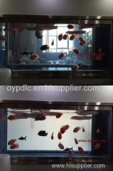 rear projection film pdlc film smart film