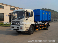 HHK5162ZXX-LB Push-pull arm type detachable container garbage truck