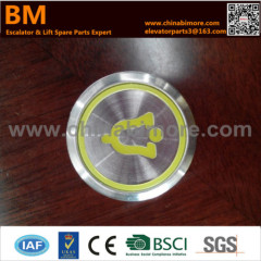 Elevator Spare Part Push Buttons for Kone