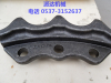 drive gear block /bulldozer drive sprocket of undercarriage parts