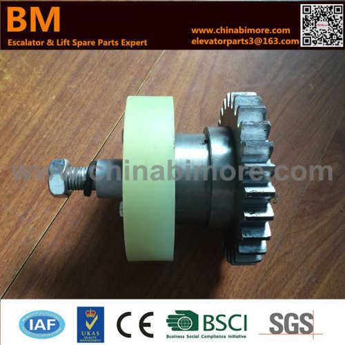 Escalator Spare Parts Gear Roller