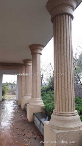 Foam decorative column according to your order