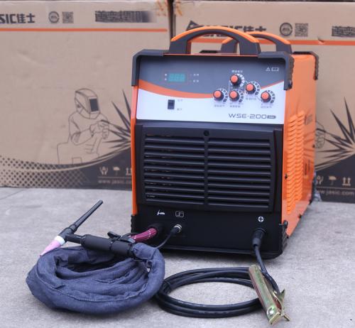 Jasic ACDC TIG Welding Machine WSE-200(E164)/TIG200 ACDC