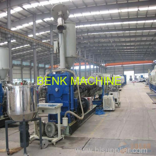 200-630MM PE PP pipe extrusion line