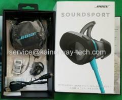 2016 Bose SoundSport Wireless In-Ear Headphones Blue