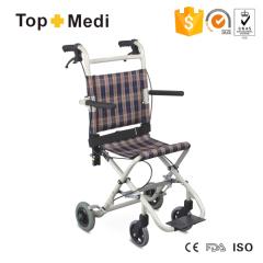 Lightweight Aluminium Portable airplane aisle wheelchair
