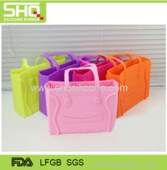 New silicone fashion leisure female bag