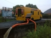 Engineering emergency car Emergency Truck