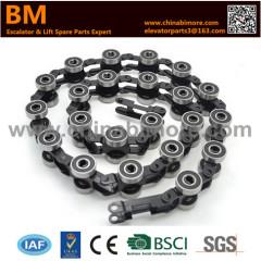 KM5070679G01 Escalator Reverse Chain 56 Rollers GLAS-10 BAL-1000 R20