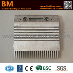 KM5002050H01 202.7x200x9x99x22T Left Escalator Comb Plate for Kone