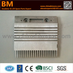 KM5002051H01 202.7x200x9x99x22T Right Escalator Comb Plate for Kone