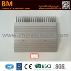 DEE1718890 Escalator Comb Plate 201.5x173.5x9x153x22TxLeft for Kone