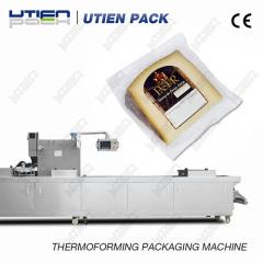 imballaggio prezzo di fabbrica termoformatura macchina formaggio packer di vendita caldo