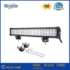 20inch 126W led light bar Cree